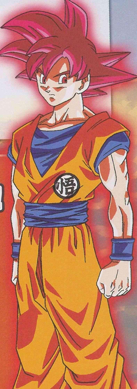 [Model] Goku SSJ Dios (rojo) by Matias_Esf - Página 2 Goku_s13