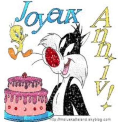 Joyeux anniversaire Olive 28 Index_60