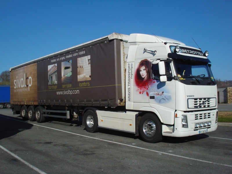 Aravis Transport et Logistique ( La Balme de Thuy , 74 ) Camion18
