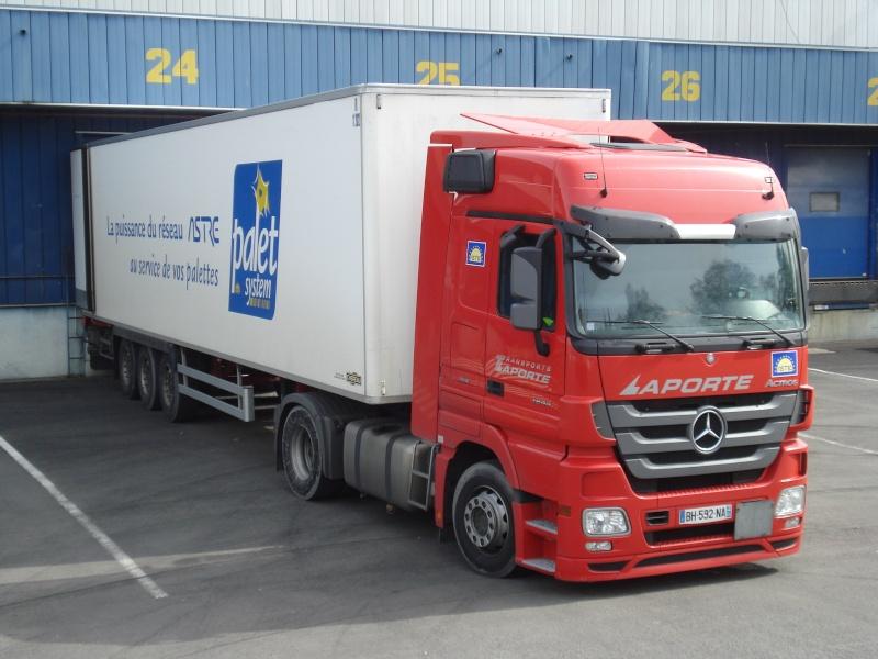 René Laporte (Ponson Dessus 64) Camion34