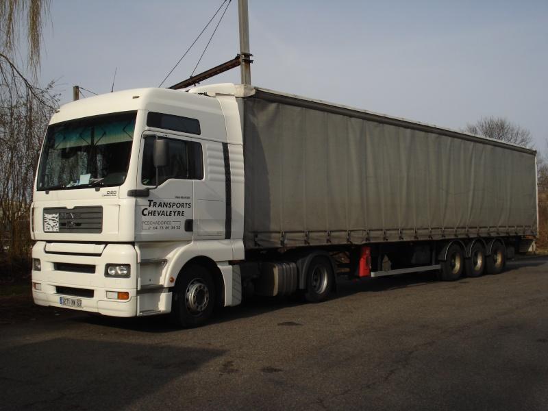 Chevaleyre (Peschadoires ,63) Camion36