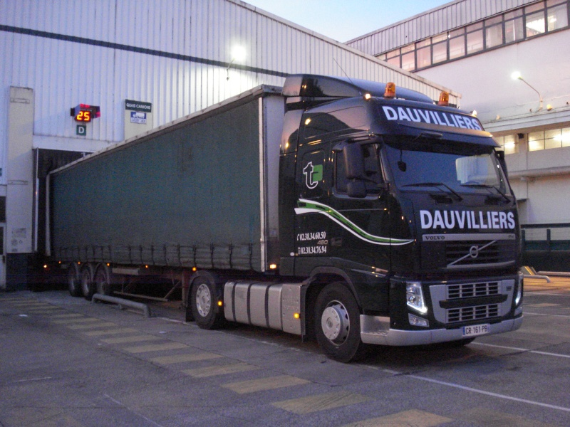 Dauvilliers (Malesherbes, 45) Camion40