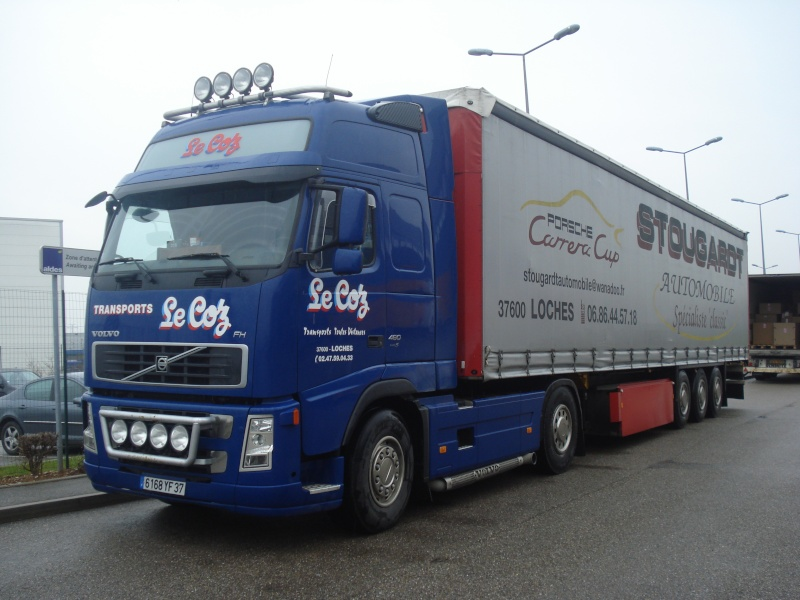 Le Coz (Loches , 37) Camion74