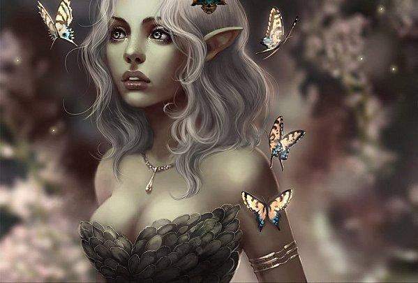 Avatars Créatures Fantastiques Teltho10