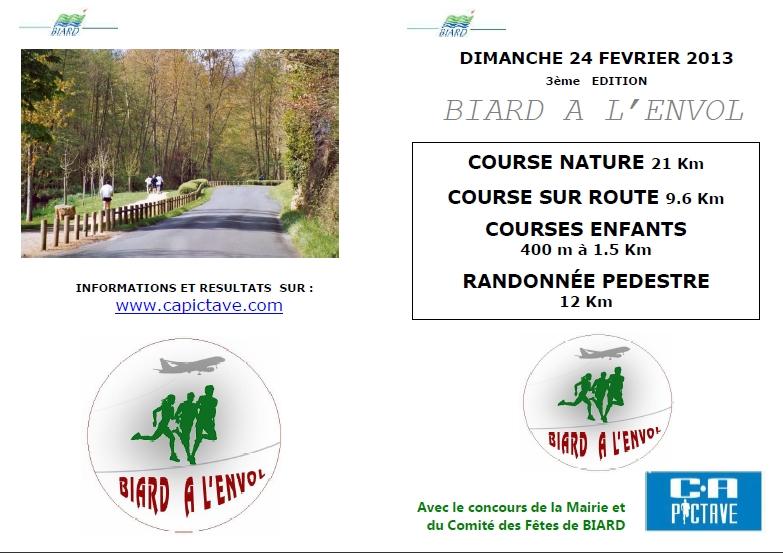 Pour les amateurs de trail et de course à pied - Page 2 Biard110