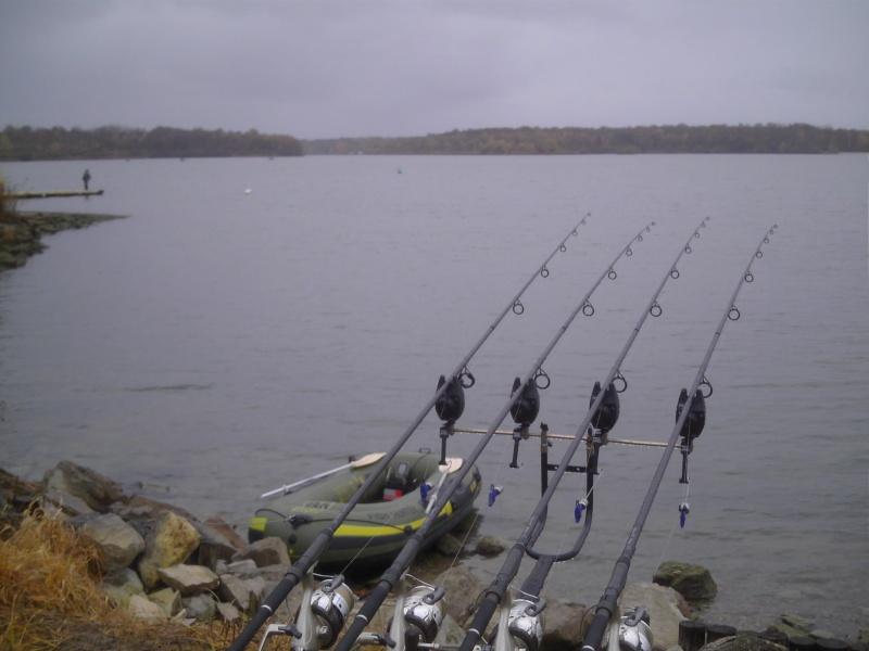 accroche rame fish hunter 02610