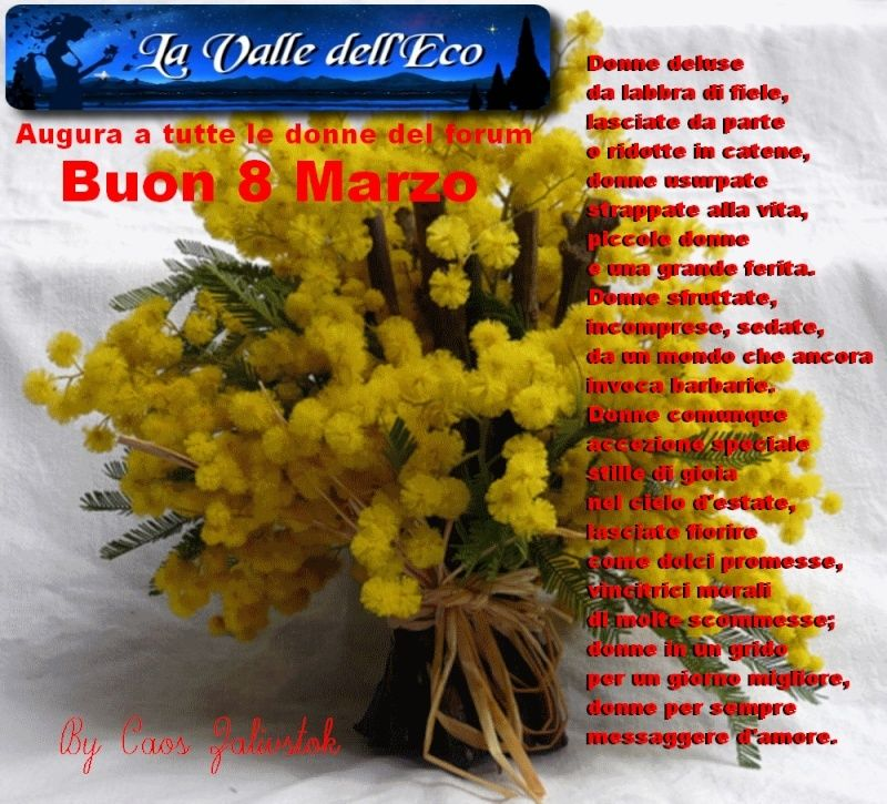 Buona festa delle Donne 8_marz11