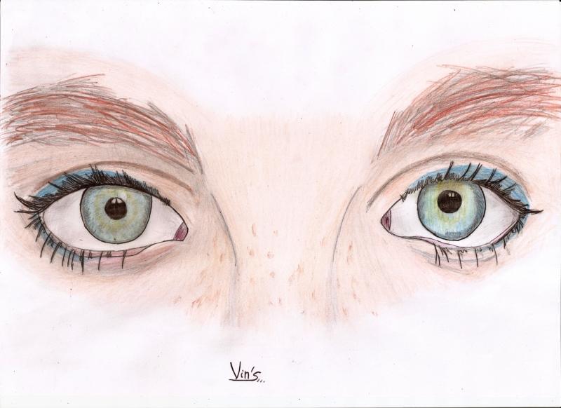 Mes dessins ^^ Yeuxma11
