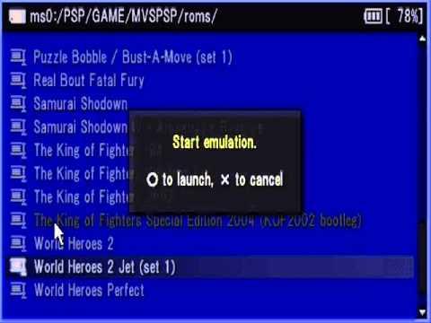 [Tuto] Transformer votre PSP en console Retrogaming 010