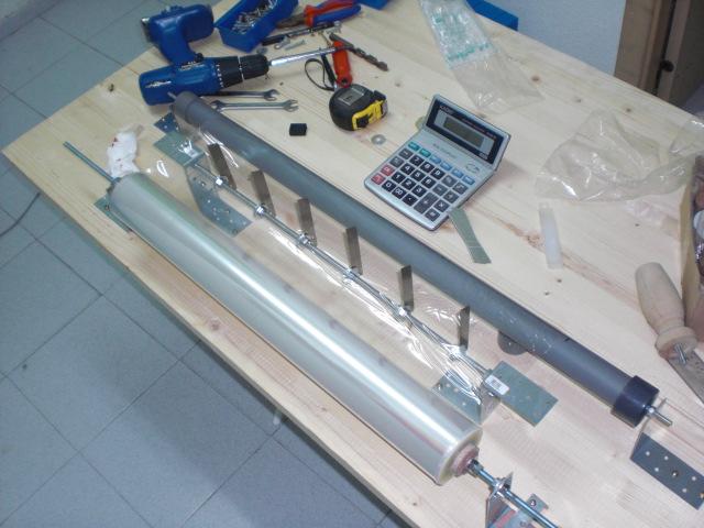 COIL FOR ELECTRO MAGNETS NIKOLA TESLA  Cimg3210