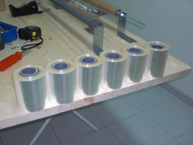 COIL FOR ELECTRO MAGNETS NIKOLA TESLA  Cimg3312