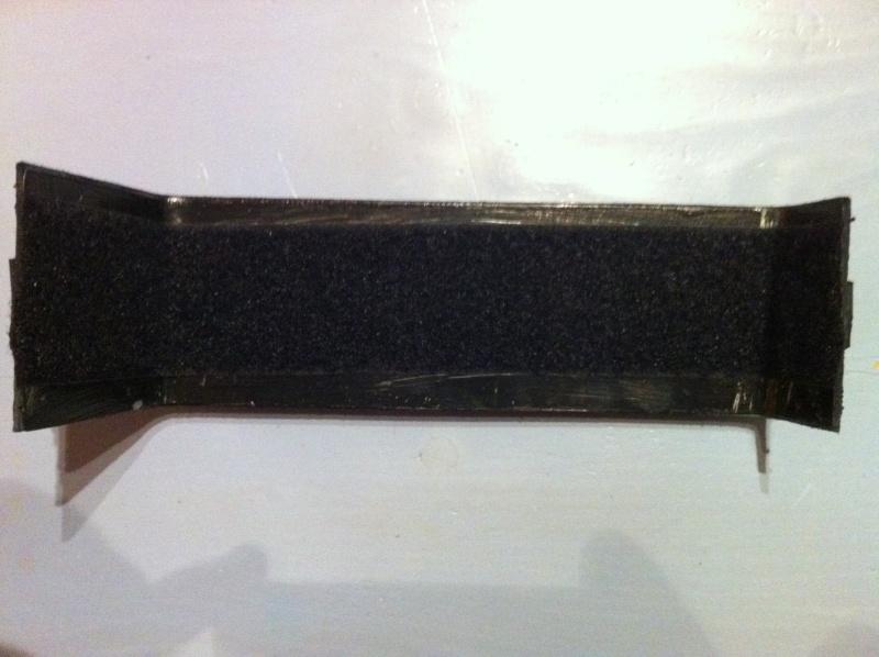 Insert en cuir pour Cache Batterie 1210