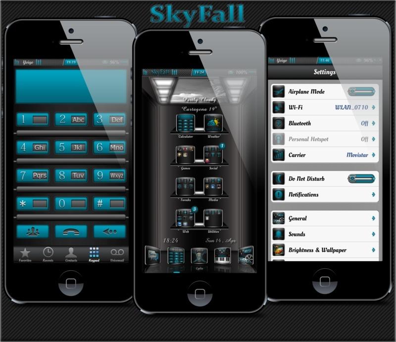 SkyFall i5 86828010