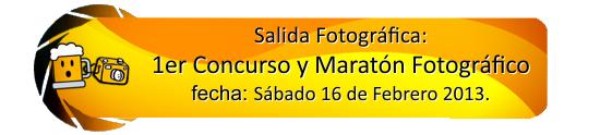 16 de Febrero 2013: 1º CONCURSO Y MARATÓN FOTOGRÁFICO DE FOTOBAR!!! Salida11