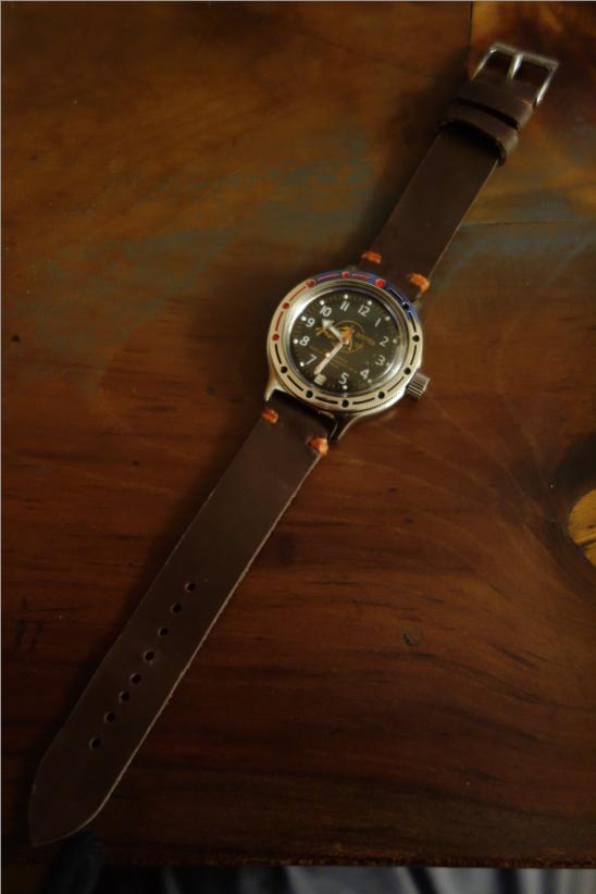 Première montre Vostok et premier message et premières impressions Captur14