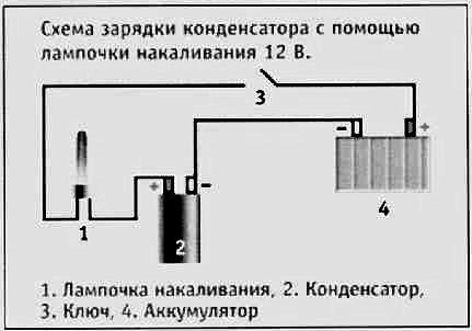 Как подключить автомобильный конденсатор? Объяснения со схемами. Ddnndd10