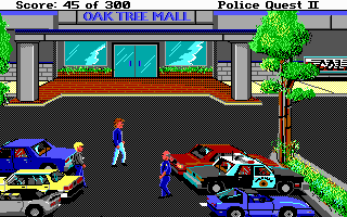 Police Quest 2: The Vengeance Pantal10