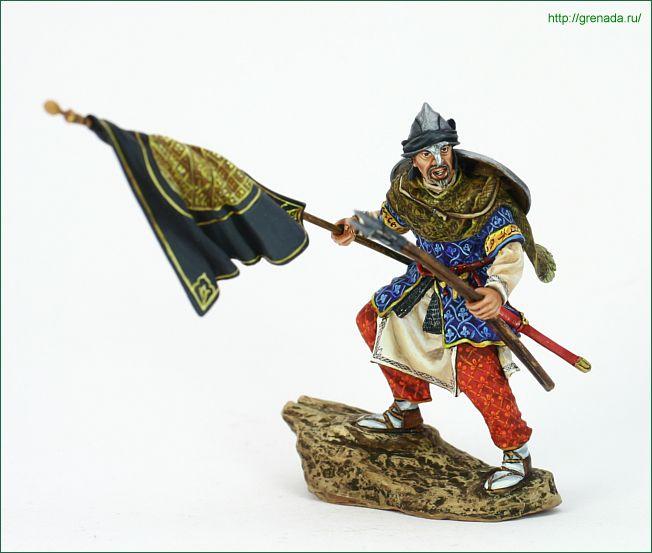 PEGASO-54-072-Muslim Warrior, VIII-XII c F38_1811