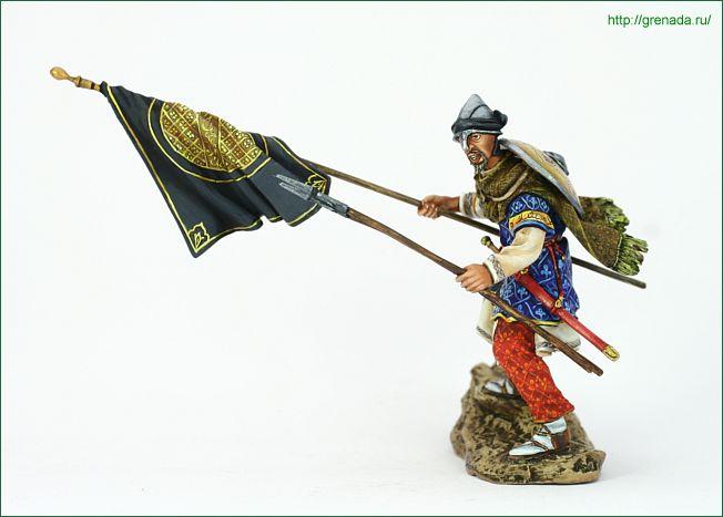 PEGASO-54-072-Muslim Warrior, VIII-XII c F38_1812
