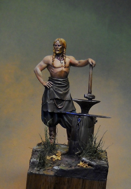Andrea Miniatures-SV03-Norse Blacksmith Img4ff10