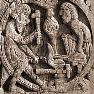 Andrea Miniatures-SV03-Norse Blacksmith par pisco - FIN ... et en  3D !! Regin_10
