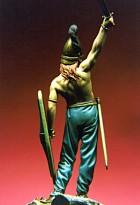 ELITE MINIATURAS- RG/54.08-Celtic Warrior, 3rd. Century B.C. Rg540812
