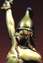 ELITE MINIATURAS- RG/54.08-Celtic Warrior, 3rd. Century B.C. Rg540814