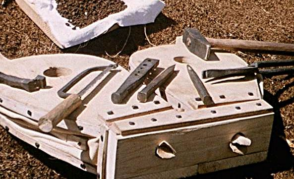 Andrea Miniatures-SV03-Norse Blacksmith par pisco - FIN ... et en  3D !! Smtool10