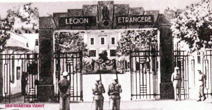 Le décès du général Goupil, ancien chef de corps du 2e REP et ancien COM GLE Sba11