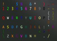 COULOUR CODES Colour10