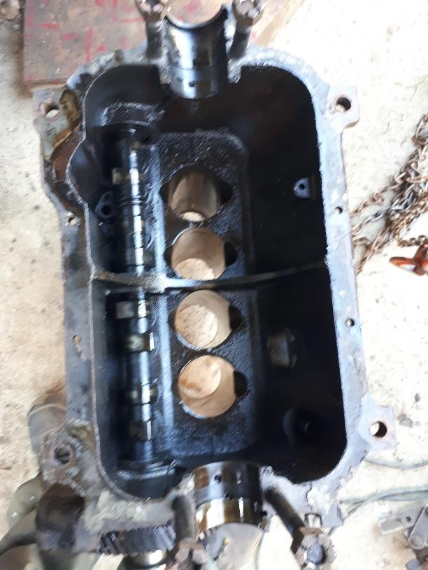 Restauration d'un Renault PE 20200319