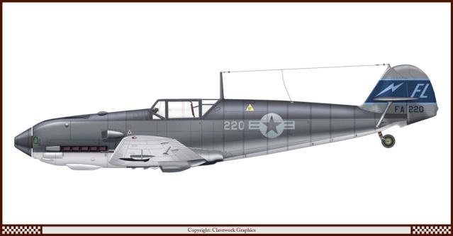 Revell Bf-109G 1/32 (nouveau kit) Bf109e10