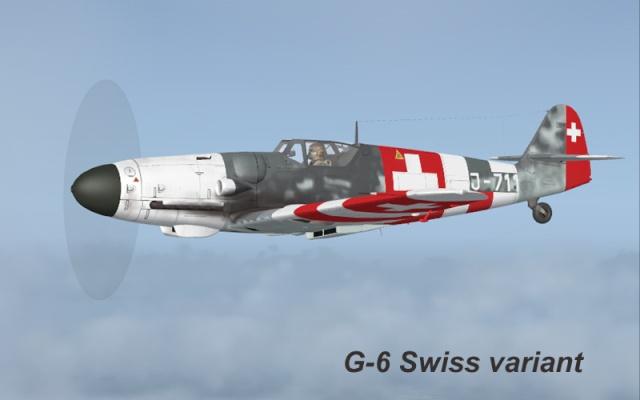 Revell Bf-109G 1/32 (nouveau kit) Bf109g10