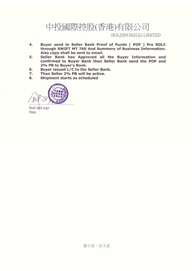 ICPO  Iron Ore  rejected  63.5 %   Icpo2_12