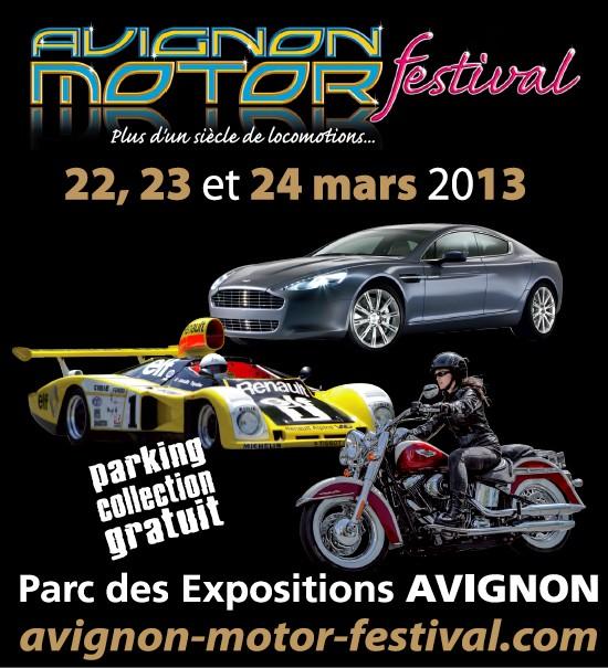 avignon motor festival Une20s10