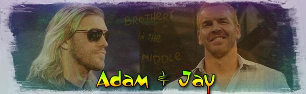 Just my luck (Open m/m) Adam-j10