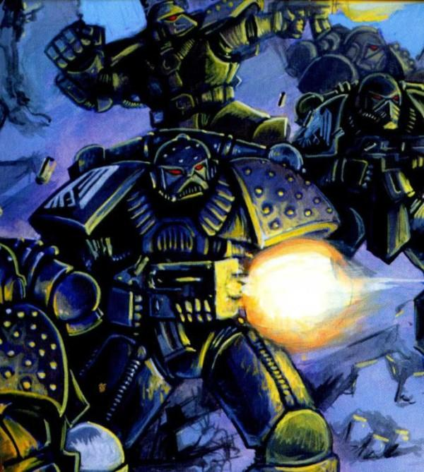 [W30K] Legiones Astartes XIX : Raven Guards Aloni_10