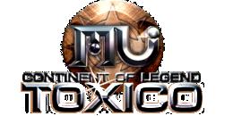 REGLAS PARA LOS GMS DE TOXICO NETWORKS Mu-log12