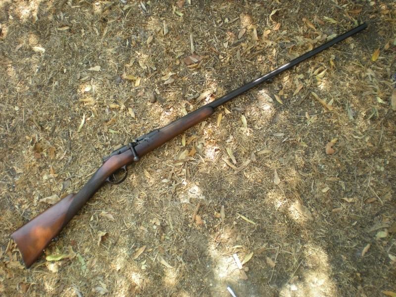 Extracteur fusil Le Hubert St Etienne (version du commerce du Gras) Fusils10