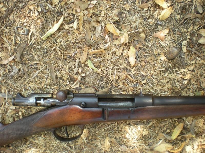 Extracteur fusil Le Hubert St Etienne (version du commerce du Gras) Fusils11