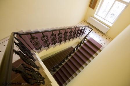 Escadas 410