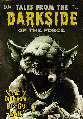 Star Wars - The Cool Weird Freaky Creepy Side of The Force 40598310