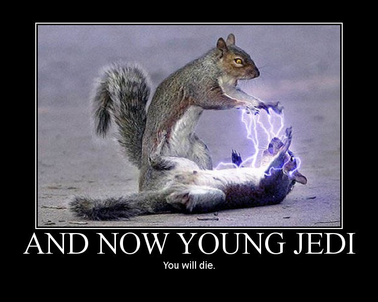 Star Wars - The Cool Weird Freaky Creepy Side of The Force And_no10