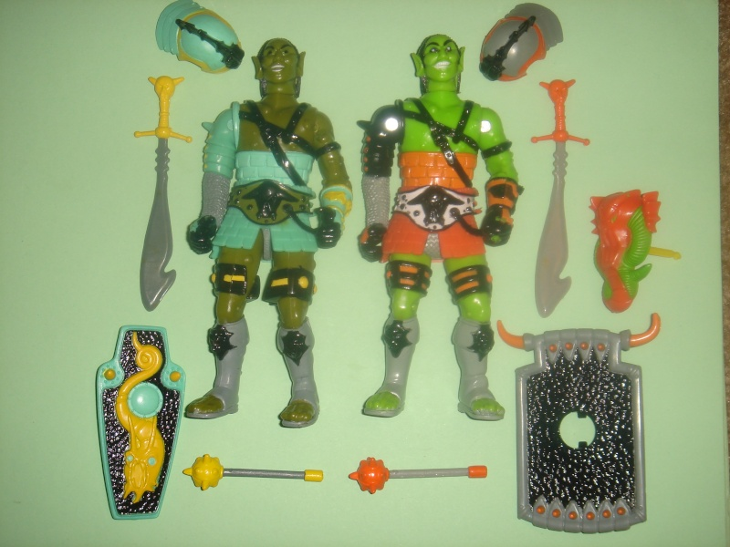 Does anyone else collect LJN Dungeons and Dragons figures  Dsc02411