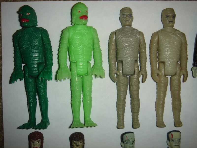 Does anyone else collect Remco Universal Monsters ? Dsc05112