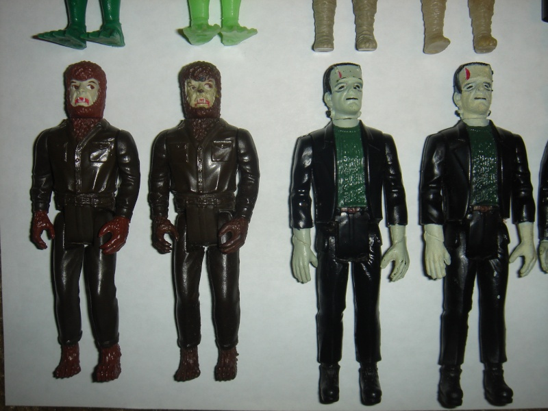 Does anyone else collect Remco Universal Monsters ? Dsc05113