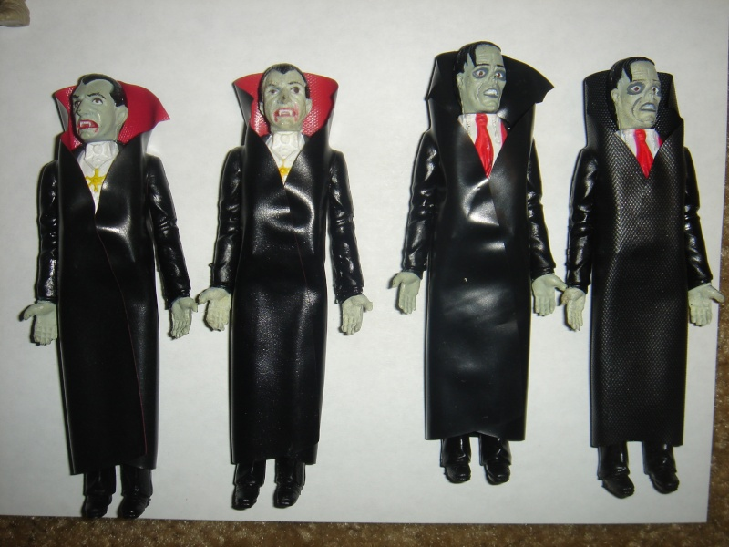Does anyone else collect Remco Universal Monsters ? Dsc05213