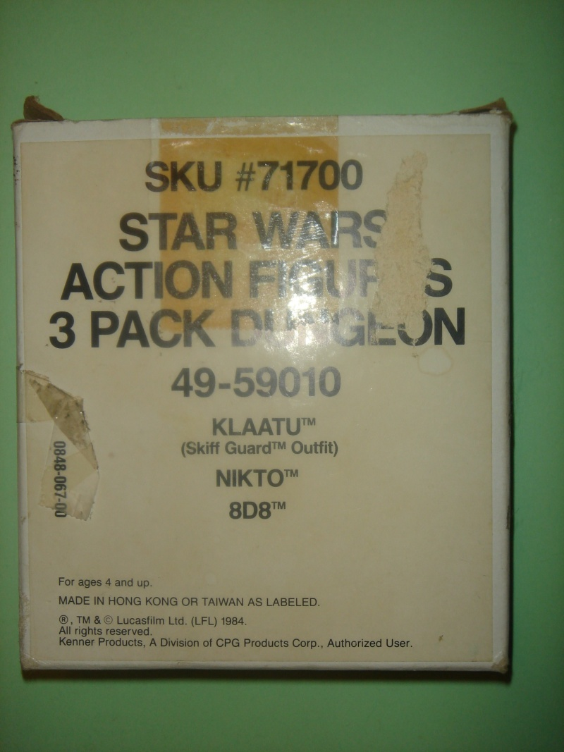 Vaule of ROTJ Dungeon 3 Pack Box Dsc07213
