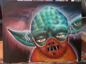 Star Wars - The Cool Weird Freaky Creepy Side of The Force Hhh10