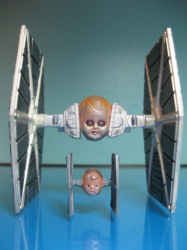 Star Wars - The Cool Weird Freaky Creepy Side of The Force Weird-10